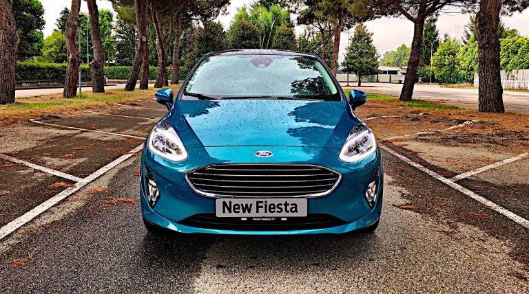 Nuova Ford Fiesta a Biella