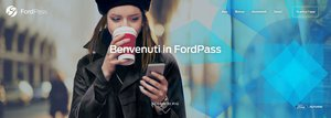 Fordpass l'app per connetterti alla tua Ford