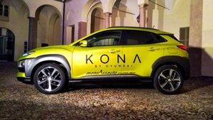 Hyundai Kona a Biella