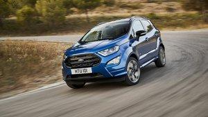 Nuova Ford EcoSport: l'evoluzione del SUV compatto di Ford.