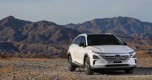 Nuova Hyundai NEXO il Future Utility Vehicle di Hyundai